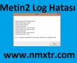 Metin2 Log Hatası Çözümü ( TR – PVP soru işareti hatası )