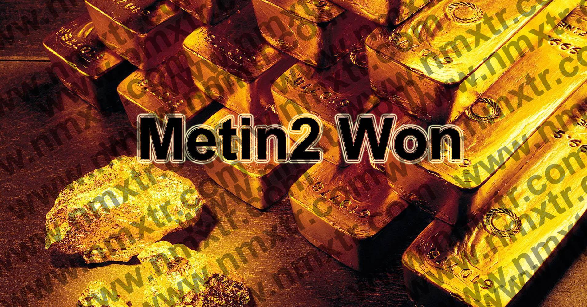 Metin2 Won Nedir?