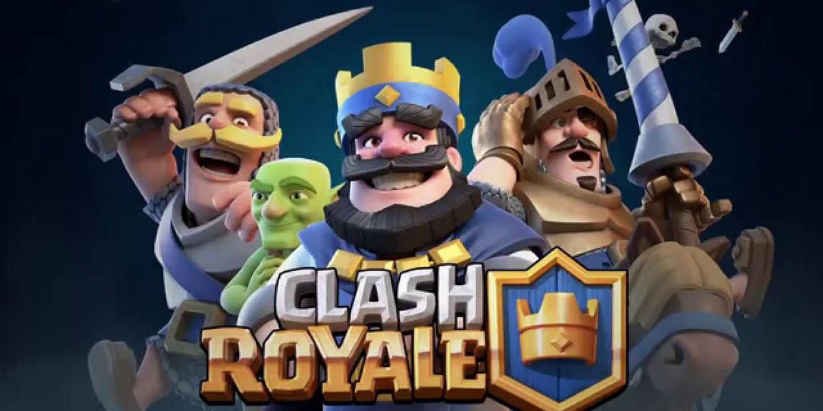 Clash Royale 9. Seviye Deste ( Saldırı & Savunma )