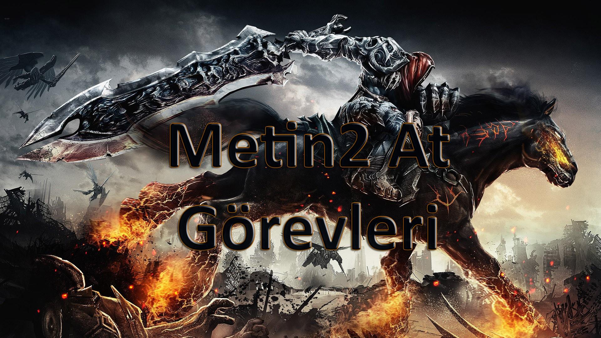 Metin2 At Zırhlama