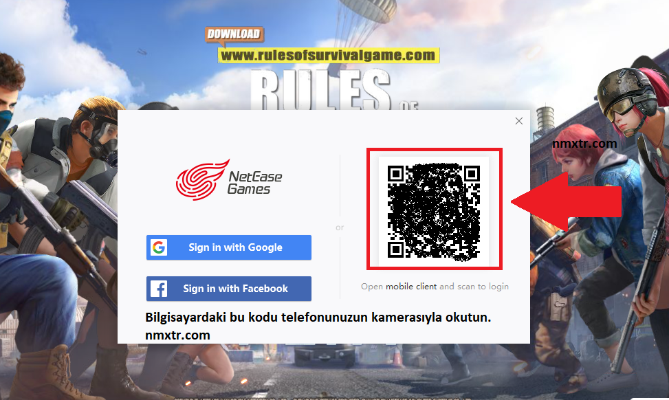 rules of survival pc oynama