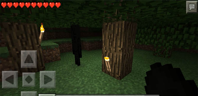 MINECRAFT PE SURVIVAL MODU