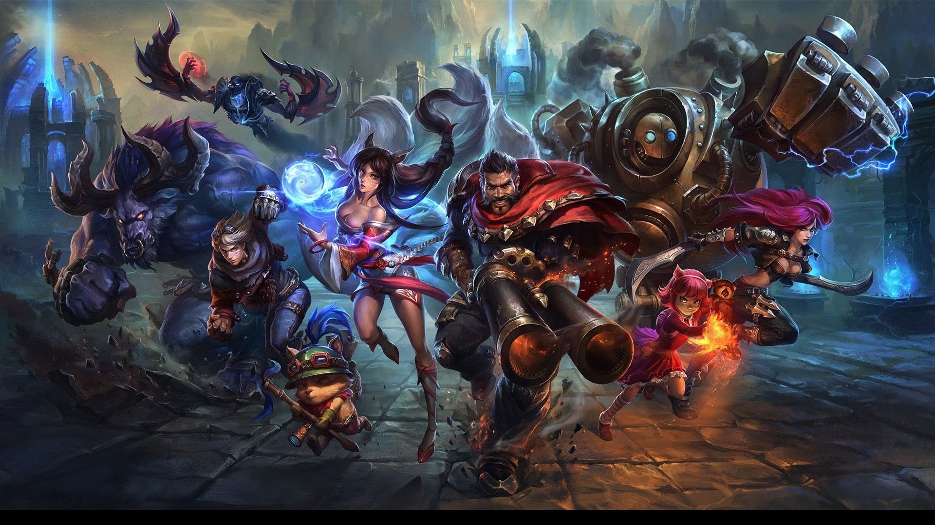 Mobil League of Legends Taktikleri