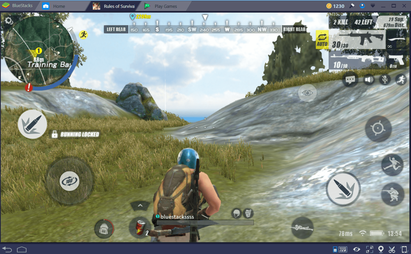 Rules Of Survival Ekipman Bilgisi
