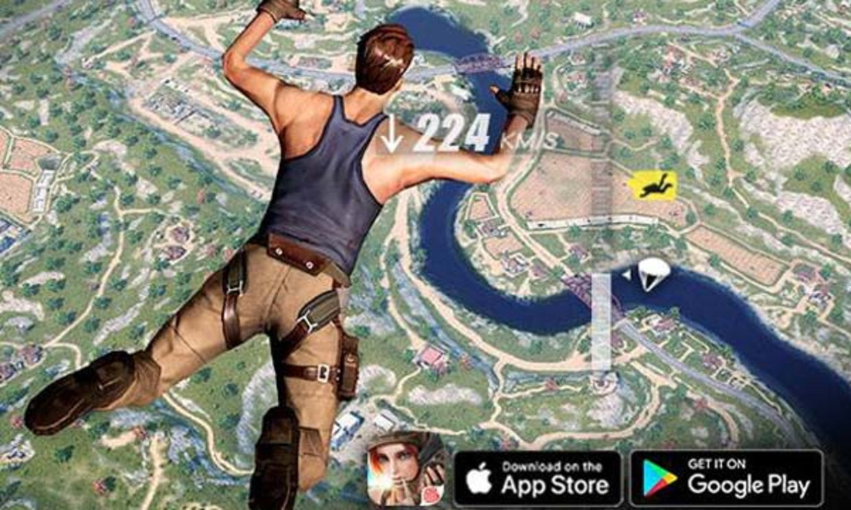 Rules Of Survival Mobil FPS Arttırma