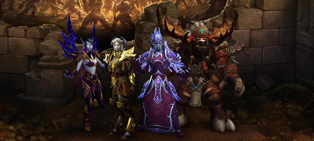 World of Warcraft Evreni Hakkında