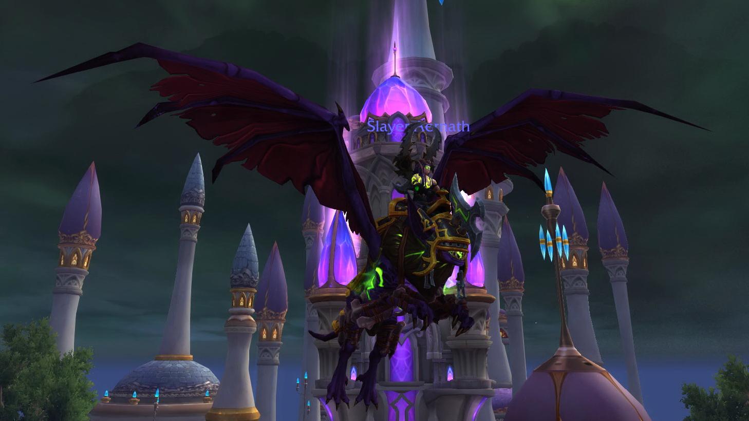 World of Warcraft Ulaşım Rehberi