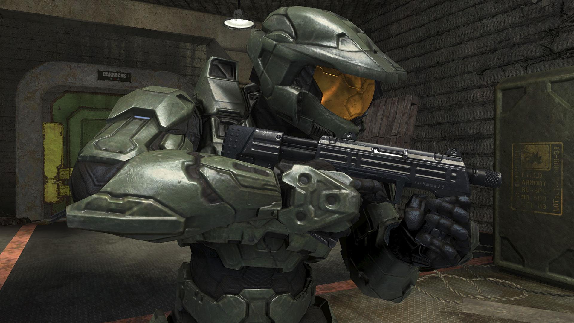 Halo 3 Bilgisayar Üzerinde Oynamak