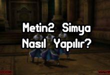 Metin2 Simya (Yapımı) Nasıl Yapılır?