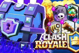 Clash Royale Sandık Rotasyonu 2018