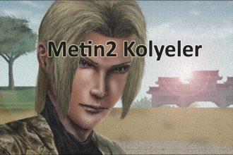 Metin2 Kolyeler
