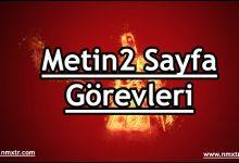 Metin2 Sayfa Görevleri ( Uriel Sayfa Görevleri )