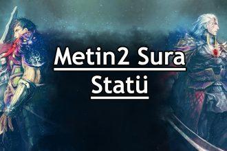 Metin2 Sura Statü Dağılımı